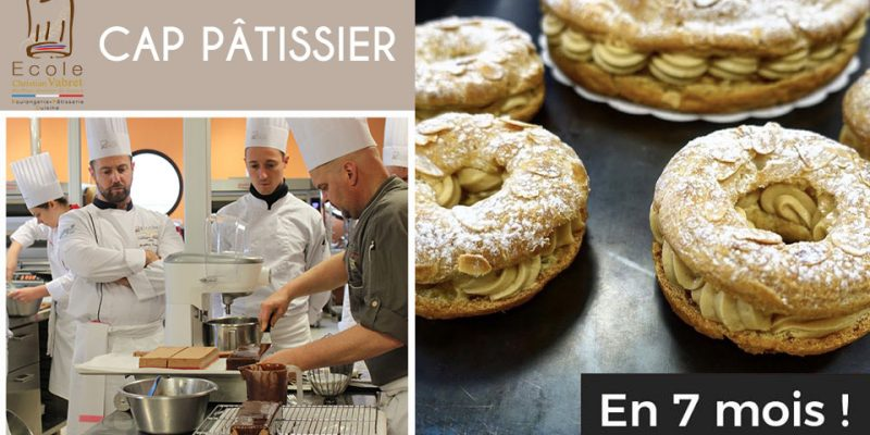 RECONVERSION CAP PATISSIER