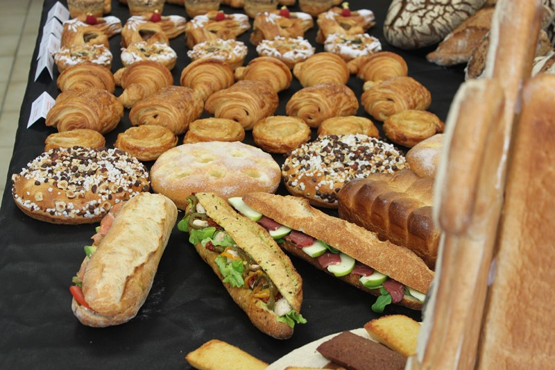 Snacking, pains & viennoiseries