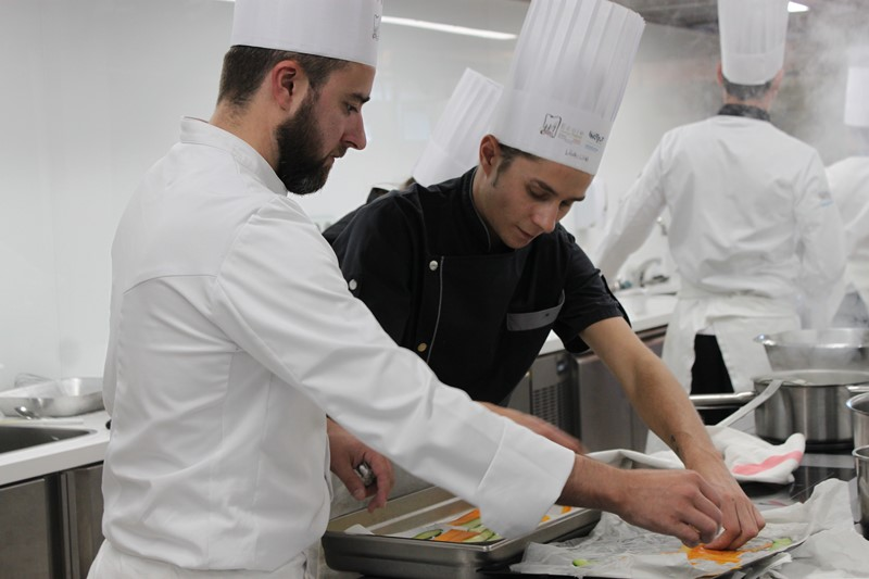 CAP CUISINE INSTITUT PAUL BOCUSE