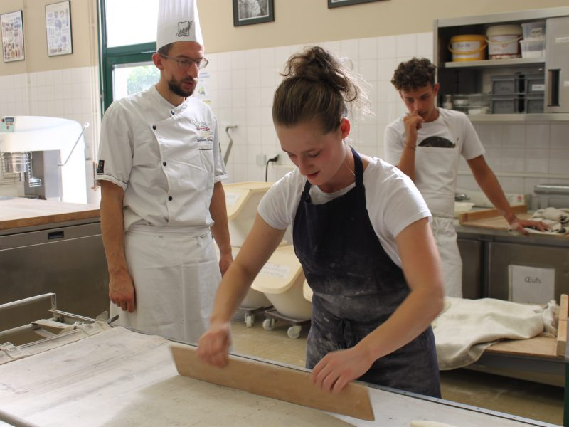 FORMATION BOULANGERIE -CAP CREMIER FROMAGER