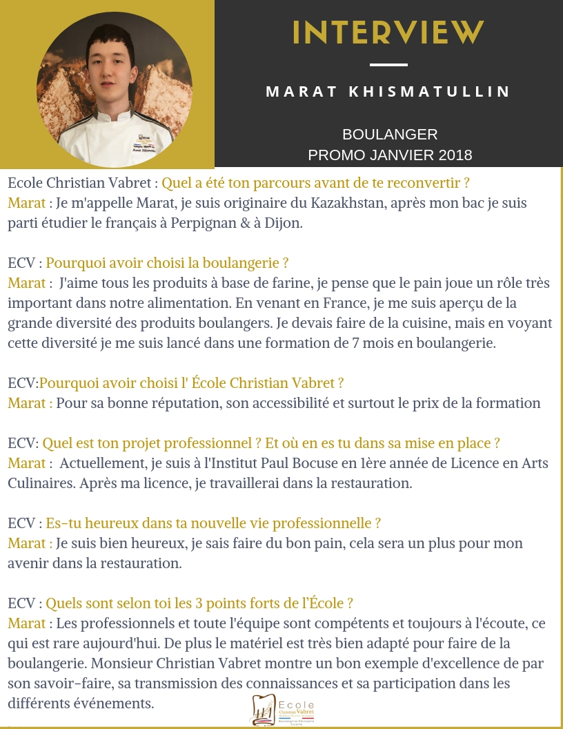 interview marat