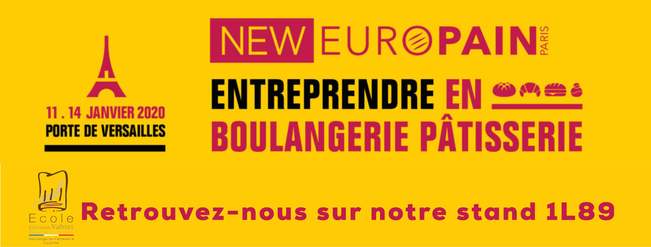 salon europain