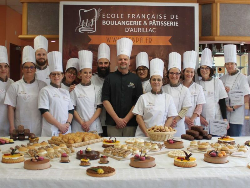 INITIATION PATISSERIE ECOLE CHRISTIAN VABRET