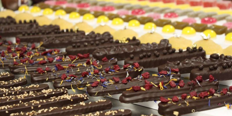 INITIATION CONFISERIE CHOCOLATERIE - ECOLE CHRISTIAN VABRET